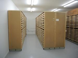 Salle de réserve