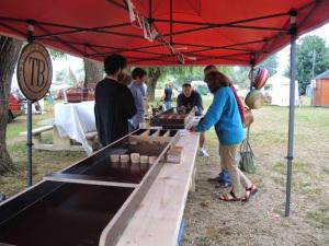 festival à Briollay
